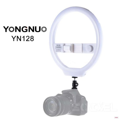 Свет Yongnuo YN-128 Bi-Color LED кольцевой
